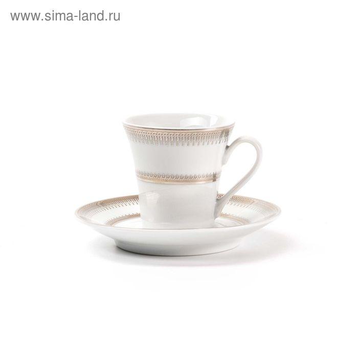 Набор чайных пар Princier Platin, 12 предметов