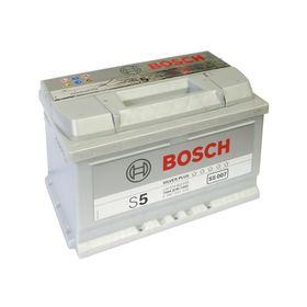 Аккумуляторная батарея Bosch 74 Ач S5 574 402 075, обратная полярность