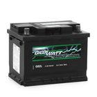 Аккумуляторная батарея Gigawatt 60 Ач G62L 560 127 054, прямая полярность