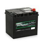 Аккумуляторная батарея Gigawatt 60 Ач G60JR 560 412 051, обратная полярность