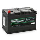 Аккумуляторная батарея Gigawatt 91 Ач G91L 591 401 074, прямая полярность