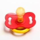 Соска-пустышка латексная классическая «Лучший ребёнок», от 0 мес., цвета МИКС - фото 981952