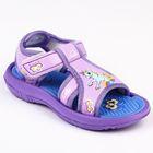 Сандалеты  детские арт. SB35053  (фиолетовый) (р. 26)