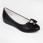 Туфли для школьников девочек SC-21420 (черный) (р. 36)