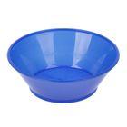 Детская миска, 500 мл, цвет синий