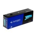 Степлер №10 до 15 листов Nowa-10-Parrot Green, стальной механизм, зелёный