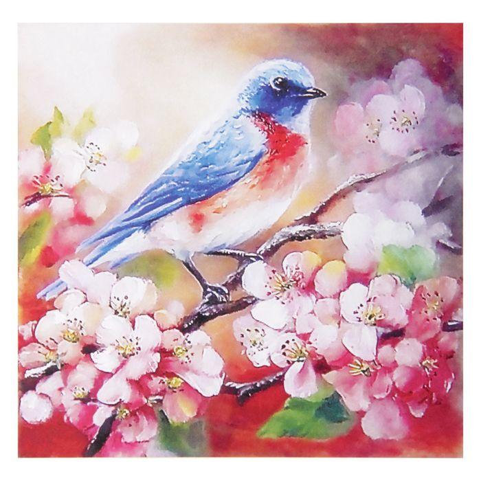 """Папертоль """"Весенняя пташка"""" - фото 7456088"""