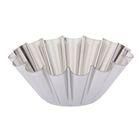 Форма для выпечки куличей №1: высота 8,2 см, верхний диаметр 20,9 см