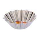 Форма для выпечки куличей №2: высота 6,4 см, верхний диаметр 18,5 см