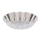Форма для выпечки куличей №4: высота 4,2 см, верхний диаметр 11 см