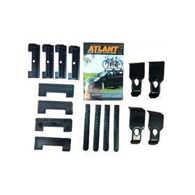 Комплект адаптеров Atlant ЗАЗ Lanos, тип B, 1110 мм