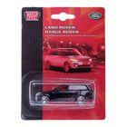 """Машина металлическая """"Range Rover"""", 7,5 см, МИКС"""