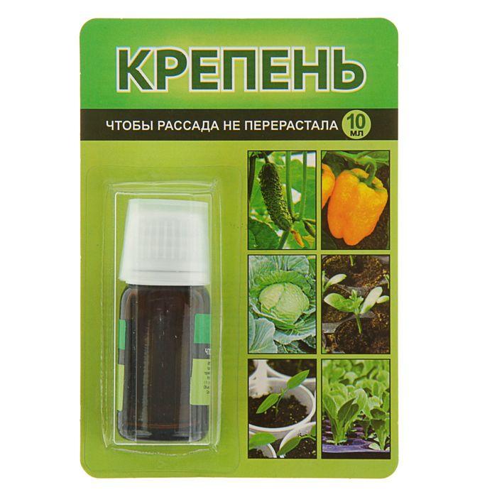 Регулятор роста растений Крепень, флакон, 10 мл