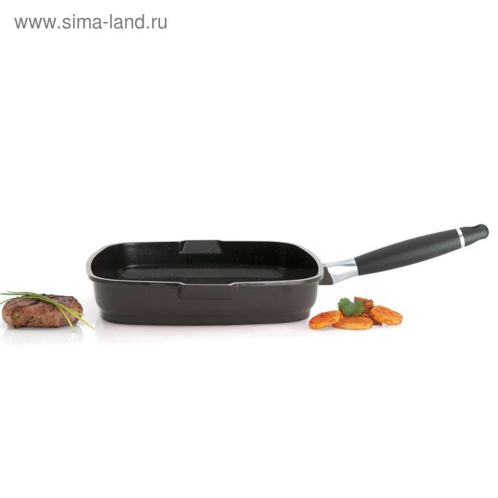 Сковорода-гриль Virgo Dark, 28 см, 4.3 л