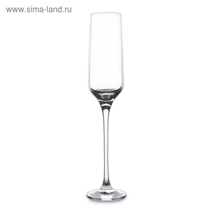 Набор бокалов Chateau, для шампанского, 190 мл, 6 предметов