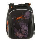 Рюкзак каркасный Erich Krause Multi Pack 40*32*18, для мальчика, Invisible scorpion, эргономичная спинка, черный, EK 39322