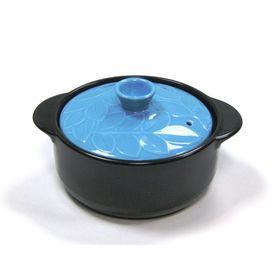Кастрюля Baum Blue, объём 2,1 л, d=22 см