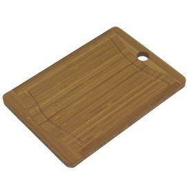 Кухонная доска Flutto, бамбук, размер 20 х 14 см