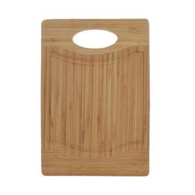 Кухонная доска Flutto, бамбук, размер 35 х 18 см