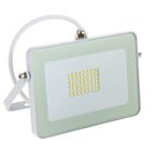 Прожектор светодиодный Ecola, 20 Вт, 4200 K, IP65, 146 x 102 x 17 мм, белый
