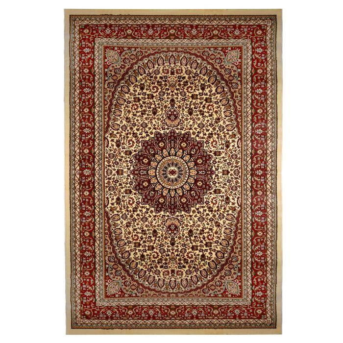 Прямоугольный ковёр Antiq Imperial 7422, 300 х 500 см, цвет cream/cream - фото 7929047