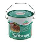 Состав защитно-декоративный для древесины Тонотекс Krona, орех, 3 л