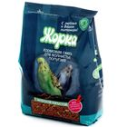 """Корм """"Жорка"""" для волнистых попугаев, морская капуста, в пакете 450 г"""