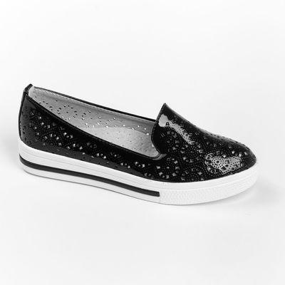 Туфли детские Микаса арт. M62-3-2 (чёрный) (р. 33)