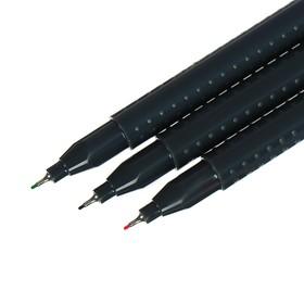 Набор ручек капиллярных 20 цветов Faber-Castell GRIP 0.4 мм в пластиковом футляре 151620