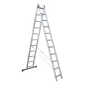 Универсальная лестница KRAUSE CORDA 2х11