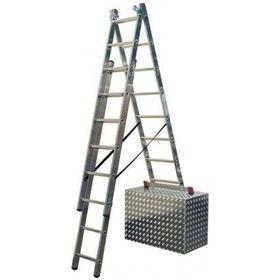 Универсальная лестница KRAUSE CORDA с доп. функцией 3х10