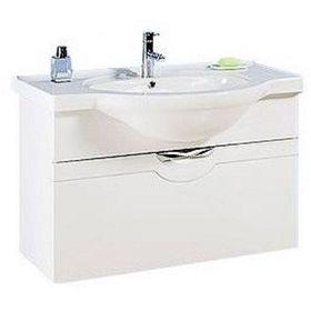 Комплект мебели Aqwella N-LINE 65 с ящиком подвесной, тумба с раковиной Архитект 66, N-Li.01.06   17