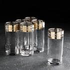 """Набор стаканов для сока 290 мл """"Версаче"""", 6 шт"""