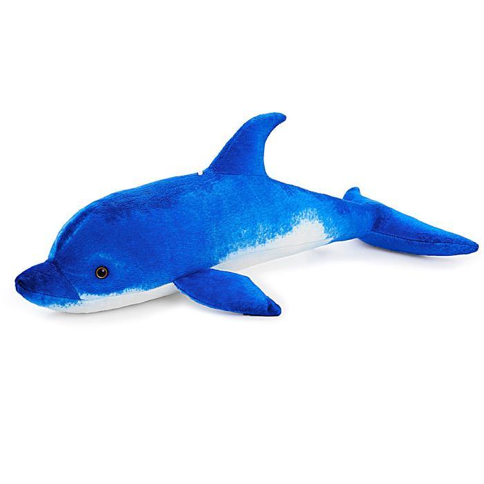 Мягкая игрушка «Дельфин Лучший друг», 55 см - фото 105609289