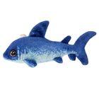 """Мягкая игрушка """"Акула синяя"""""""