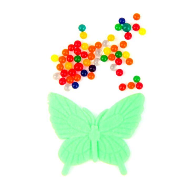 """Растущий гель """"Бабочки"""", набор 20 шт."""