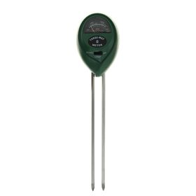 A device for measuring humidity LuazON, pH acidity, light soil, green