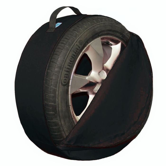 Комплект чехлов для хранения колес Tplus, 680х230 мм, черный, T002231