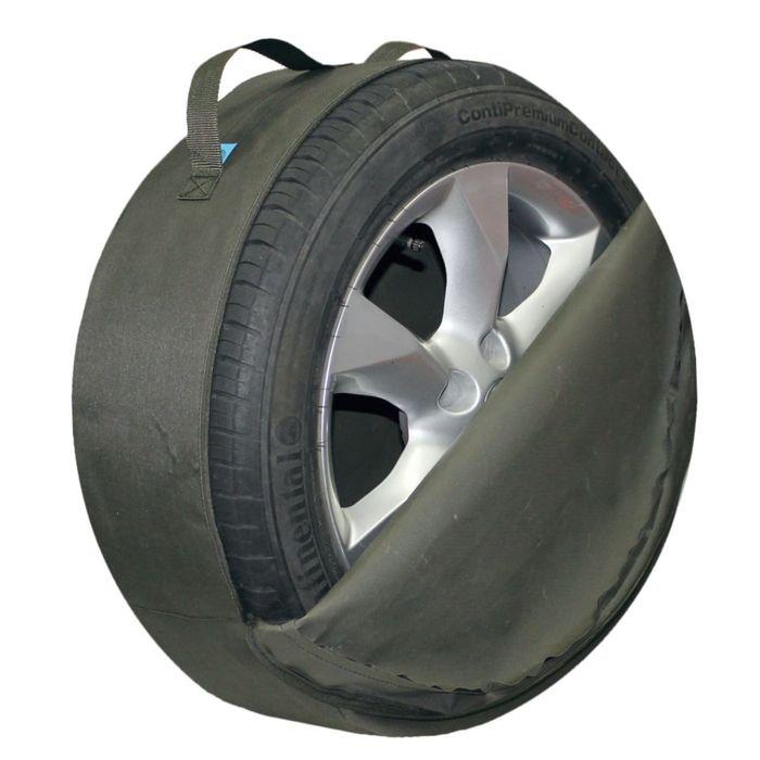 Комплект чехлов для хранения колес Tplus, 730х240 мм, олива, T001502
