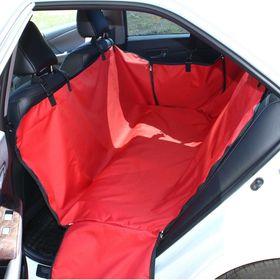 """Автогамак Tplus """"Стандарт"""", оксфорд, красный, T002199"""