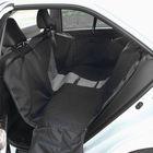 """Автогамак Tplus """"Стандарт"""", оксфорд, черный, T002205 - фото 187536"""