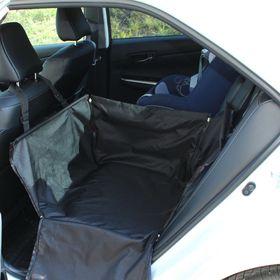 "Автогамак Tplus ""Компакт"", оксфорд, черный, T002245"