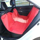 Авточехол-накидка на заднее сиденье Tplus, оксфорд, красный, T002211 - фото 187541