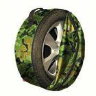 Комплект чехлов для хранения колес Tplus, 680х230 мм, нато, T001451
