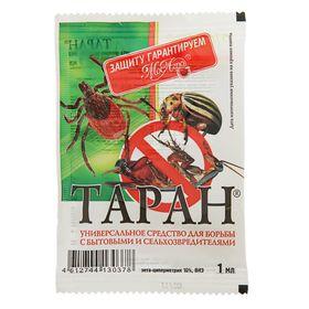 Средство от тараканов, клопов, блох Таран, ампула 1 мл Ош