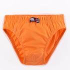 Трусы для мальчика, рост 92 см, цвет оранжевый CAK 1372