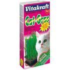 Смесь для проращивания свежей травы для кошек, лоток, 120 г