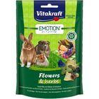 Лакомство VITAKRAFT для грызунов с цветами и травами, 70 г