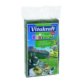 Луговое альпийское сено VITAKRAFT VITA VERDE 1 кг