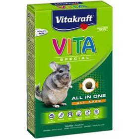Корм VITAKRAFT VITA SPECIAL ALL AGES для шиншилл, 600 г